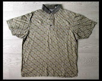 Grand Slam Penguin vintage polo shirt, Large