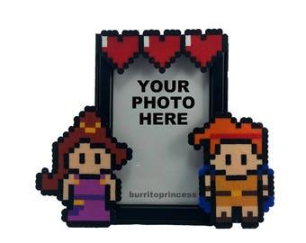 Hercules Picture Frame - Hercules Wedding Gift - Hercules Anniversary Gift - Hercules Valentine's Day Gift - Hercules Birthday Present