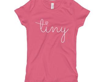 Tiny Heart Youth Shirt