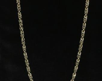 Vintage Givenchy Byzantine Necklace (JT5)