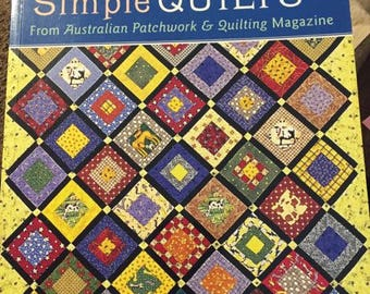 Surprisingly Simple Quilts from Australian Patchwork & Quilting