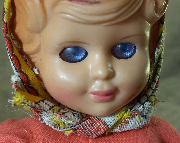 ON hold for Niki Lopes, vintage Portuguese doll, doll collectors gift, Portuguese souvenir doll, Portuguese gift, doll gift