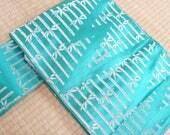 Turquoise teal bamboo Nag...