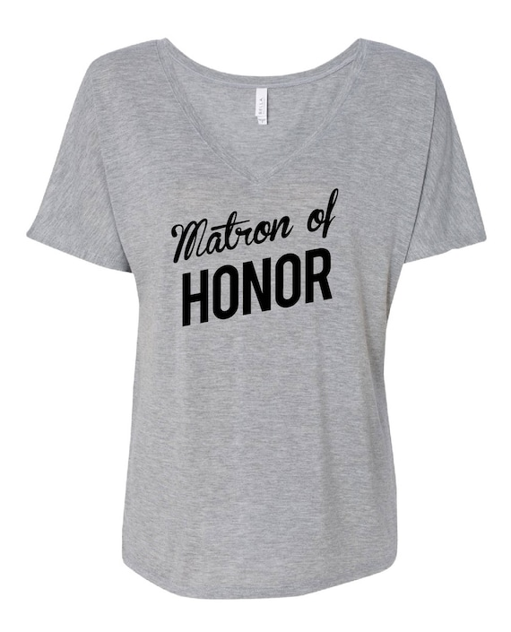 Matron Of Honor Proposal, Matron Of Honor Shirt, Matron Of