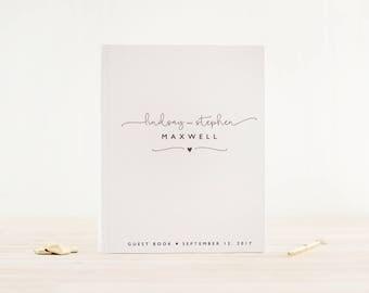 Lay Flat Wedding Guest Book Wedding Guestbook Photo Booth Book Photo Guest Book Instant Photo Album Custom Photo Album Wedding Photo Album