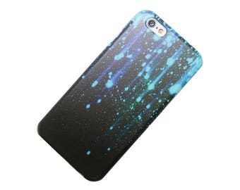 Abstract Rain Drops Phone Case iPhone 6, iphone 7, iphone SE, iphone 7 Plus, iPhone 5c, Galaxy S8, Note 5, iphone 6 plus, iphone 6s, Gift