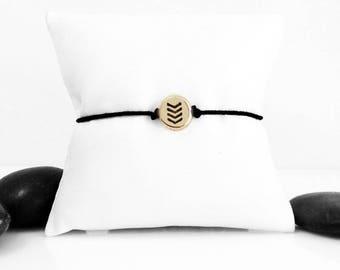 Chevron Bracelet, Bracelet, Friendship Bracelet, Friendship, Handmade, Gift For Her, Custom, Minimalist Jewelry, Gift For Best Friend