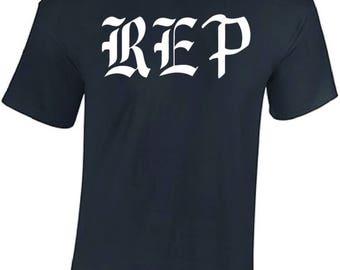 REP tour shirt 2017 1018 look what you made me do reputation swift clothing album cd