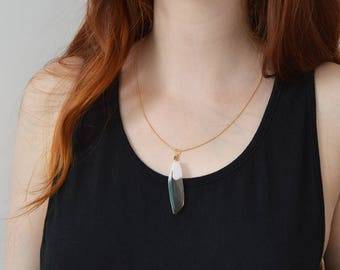 Necklace l Feather #2
