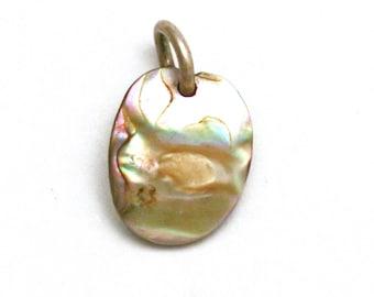 Abalone Shell Bracelet Charm