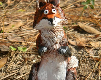 Little Red Fox (An maidrin rua)