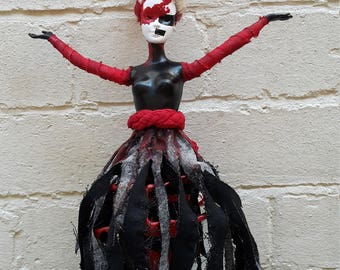 Zombie Barbie Caroline