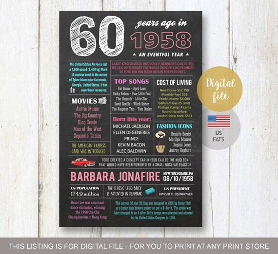 Geschenke fur einen 60 geburtstag