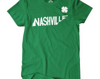 NASHVILLE, TENNESSEE | Stately City St. Patrick's Day Collection