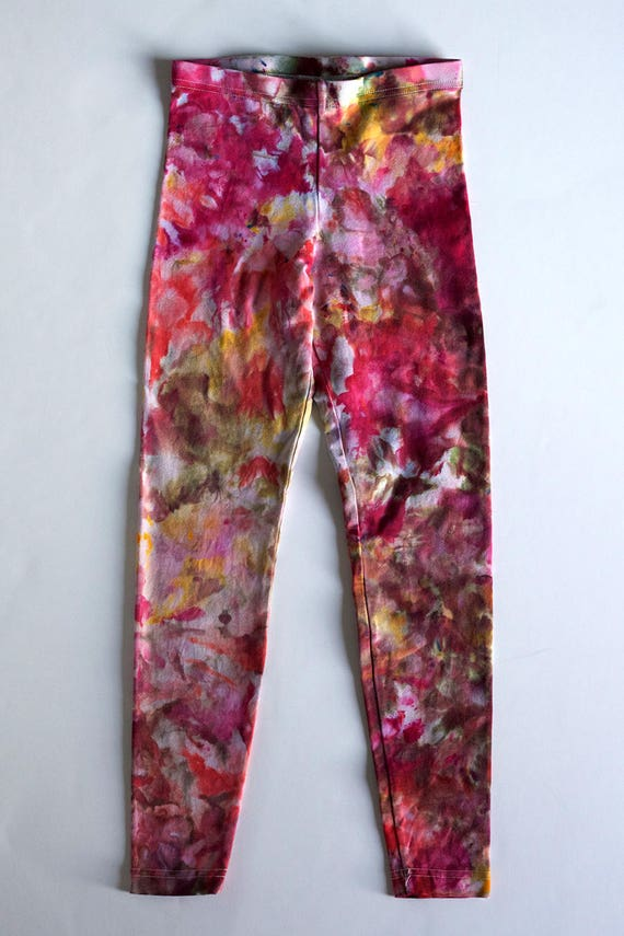 XS Floral Leggings