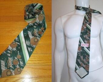 1970s SCHIAPARELLI Tie