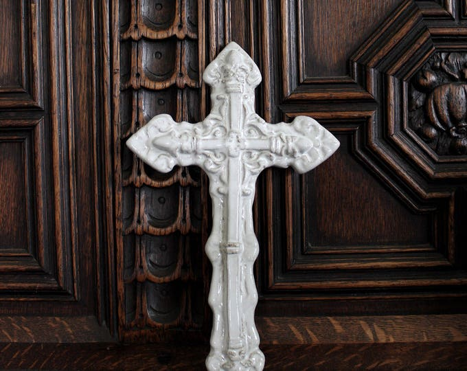1 in Stock! Large Mission Wall Cross