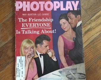 1964 Elvis Photoplay Magazine