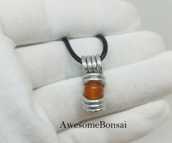 Carnelian necklace, Gemstone jewelry,  Wire wrapped stone pendant, Bridal Jewelry, Carnelian jewelry, gypsy necklace, Boho chick, Chakra