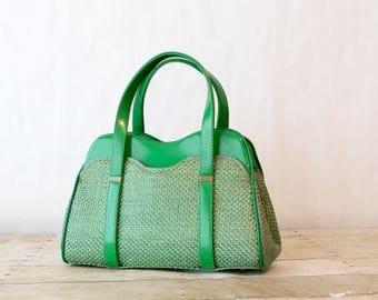 Green handbag   Etsy