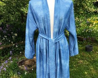 Reclaimed Vintage Textile Kimono