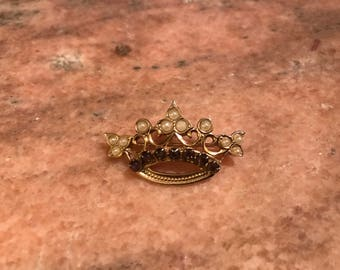 Crown Brooch/Pendant