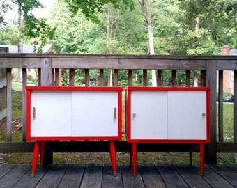 PORTFOLIO: Retro Record Cabinets