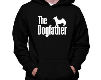 The Dogfather Swedish Vallhund Hoodie