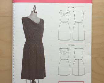 Colette Patterns - Printed Myrtle Dress Pattern