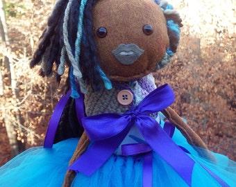 African-American doll Bianka