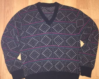 1980s Cosby Sweater