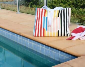 Beach Bag - Beach Tote - Summer Bag - Summer Tote