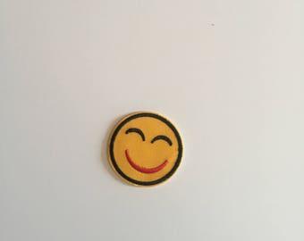 Emoji  Iron on patch