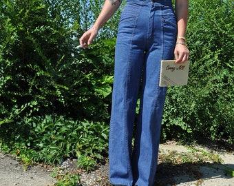 1970's High waisted jeans