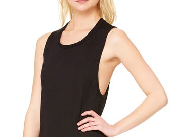 Wholesale Only - Flowy Scoop Tank
