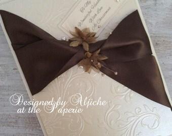 Christmas Card, Handmade, Husband, Boyfriend, Dad, Fiance, Personalized
