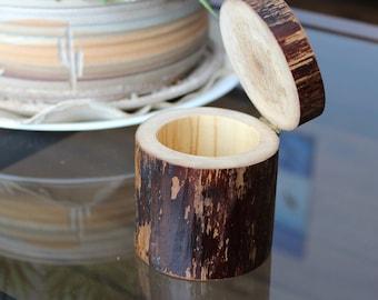 Small Log Box