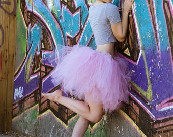Any color adult tutu, teen tutu, dancer tutu, bridesmaid tutus, rose mauve tutu, bachelorette tutu, photography prop