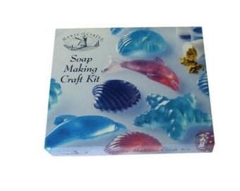 Soap Making Craft Kit