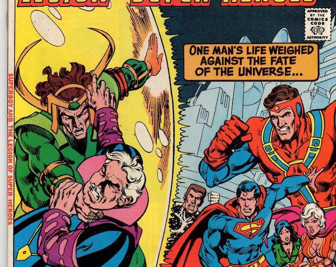 Superboy Comic Book #237 DC Comics 1978 F-VF