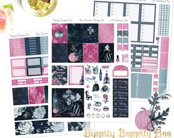 Bippity Boppity Boo - Printable Planner Stickers - Instant Download