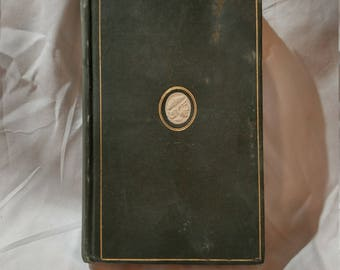 Antique Book - Reveries of a Bachelor by IK. Marvel (1894)