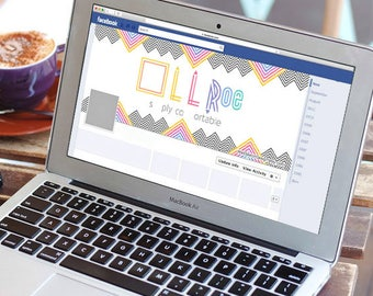 Facebook Cover *Home Office Approved* - Logo Cover FB Roe LL Roeing la lu roe LuLaRoe