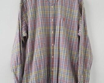 Vintage Polo by Ralph Lauren plaid shirt