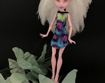 OOAK Monster High Doll Faceup—Jess