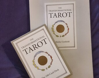 Transformational Tarot Shirley Gotthold