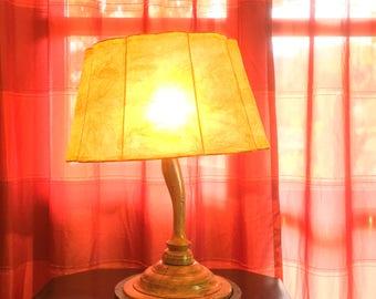 Lamp curling