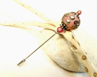 stick pin pink