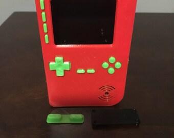 DIY PiGRRL 2 Raspberry Pi RetroPie GameBoy Project Case Kit + Buttons + Screws, DIY Gameboy Case