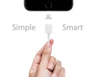 Magcab magnetic charging cable - Lightning and Micro-USB